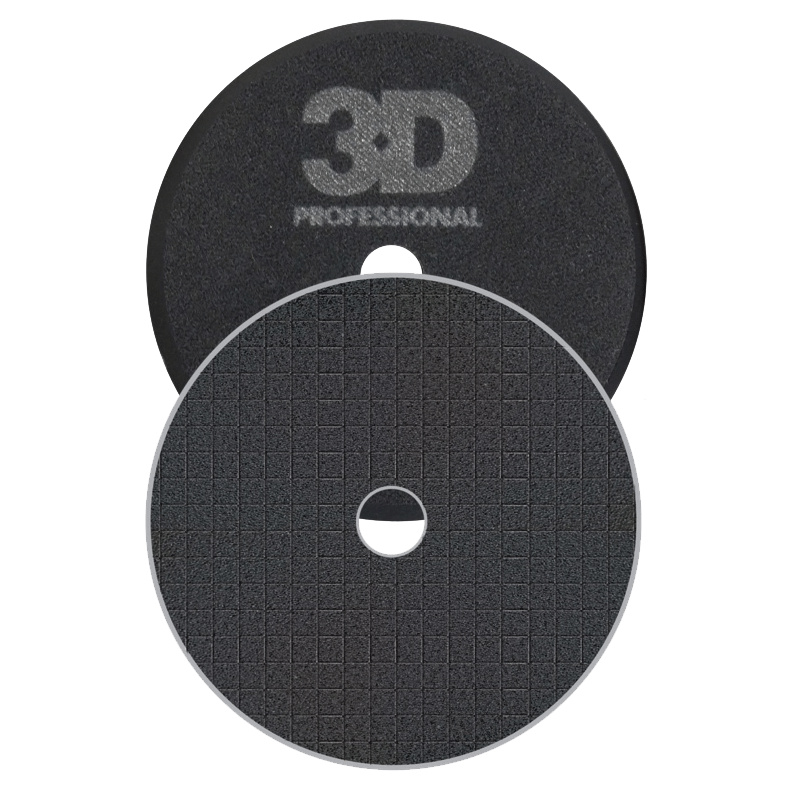 BLACK SPIDER FINISHING PAD